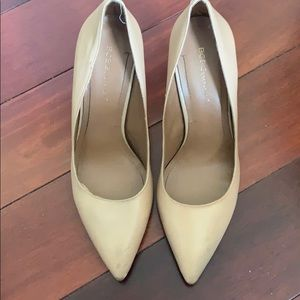 BCBGeneration Nude Pointed Heels